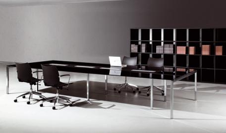 Arredo uffici torino sale riunioni 3d office for Arredo office