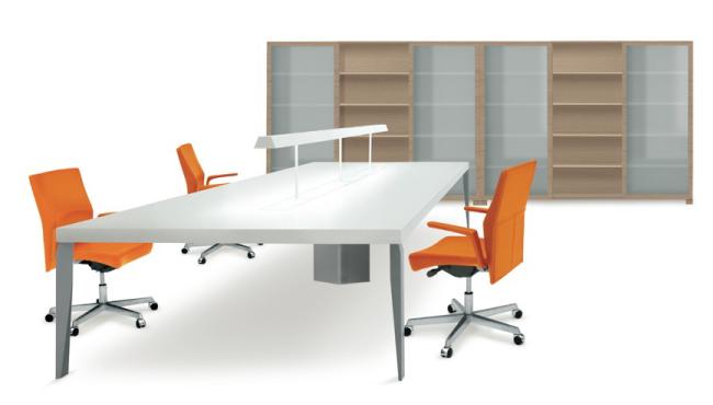 Arredo uffici torino sale riunioni 3d office for Arredo ufficio torino