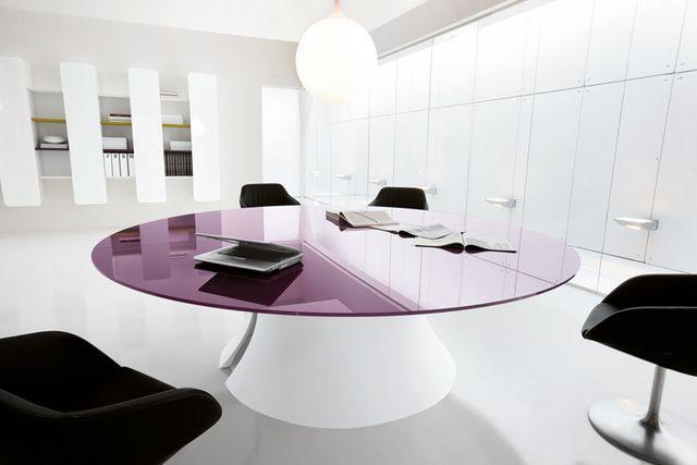 Arredo uffici torino tavoli e sedie riunione 3d office for Reception da ufficio