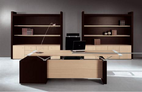 arredo uffici torino semidirezionale 3d office
